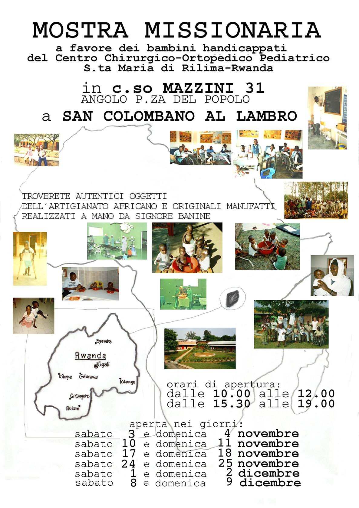 Mostra San Colombano